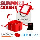 Pandora Lazada Birthday Surprise Box 2 Charms In 1 Box Shopping
