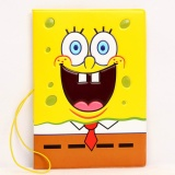 Discount Passport Cover Case 3D Spongebob Passport Holder Intl
