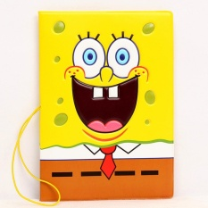 Who Sells Passport Cover Case 3D Spongebob Passport Holder Intl The Cheapest