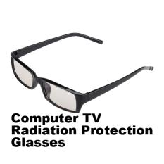 Pc Tv Eye Strain Protection Glasses Vision Radiation By Crystalawaking.