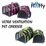 Buy Pet Carrier Best Ventilation Pink Large Oem