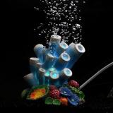 How To Buy Pet Coral Shape Air Bubble Stone Oxygen Pump Aquarium Landscaping Ornament Intl