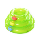 Review Pet Play Plate Cat Toys Game Disk China