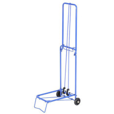 Philips Foldable Luggage Trolley Holds 80lbs By Fepl.