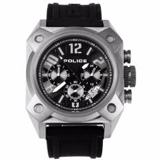 Cheap Police Fighter Quartz Black Rubber Band Analog Mens Watch Pl13805Jsu Pl13805Jsu 02 Online