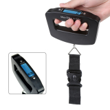 Compare Price Portable 50Kg 10G Lcd Digital Hanging Luggage Weight Electronic Scale Travel Oem On China