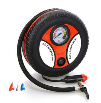 Portable Electric Air Pump for your vehicle