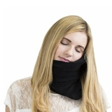 Top Rated Portable Scientifically Proven Super Soft Neck Support Travel Pillow Intl