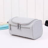 Portable Waterproof Folding Wash Bag Travel Toiletry Hanging Holder Organizer Cosmetic Makeup Container Handbag Storage Bag Grey Intl Promo Code