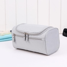 Buy Portable Waterproof Folding Wash Bag Travel Toiletry Hanging Holder Organizer Cosmetic Makeup Container Handbag Storage Bag Grey Intl Cheap On China