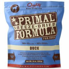 Latest Primal Freeze Dried Canine Duck Formula 14Oz 397G
