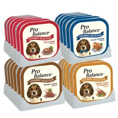 Buy Probalance Gourmet Selection 100G 4 Flavours Pack X 48 On Singapore