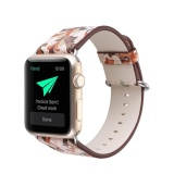 Who Sells Pteris Leather Strap Replacement Watch Band For Apple Watch 38Mm Intl The Cheapest
