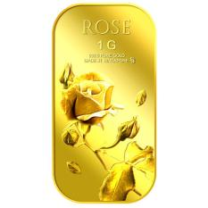 Buy Cheap Puregold 1G Small Rose Gold Bar 999 9