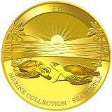 Purchase Puregold 5G Sea Turtle Gold Coin 999 9 Online