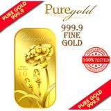 Where Can You Buy Puregold Sg 1G Carnation Gold Bar 999 9