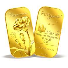 Puregold Sg 5G Carnation Gold Bar In Stock