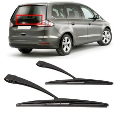Buy Rear Window Windshield Wiper Blade Arm For Ford Galaxy 2012 2016 Oem Quality Intl Cheap On China
