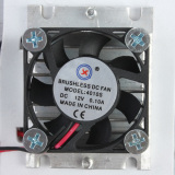 Sale Refrigeration Thermoelectric Peltier Double Fan Cooling System Kit Cooler Intl China