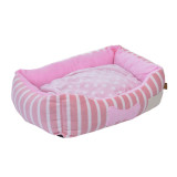 Purchase Removable Soft Puppy Dog Cat Pet Bed Home House Nest Cushion Blanket Mat Basket Pink Intl