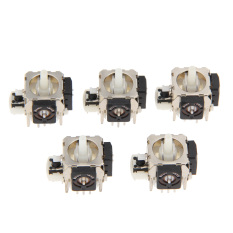 Replacement Analog Stick For Ps2 Xbox360 Controller Grade A Parts Set Of 5 By Sportschannel.