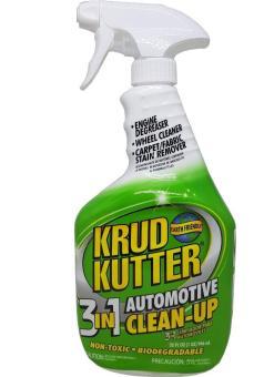 Rust Oleum Krud Kutter 3-In-1 Automotive Spray Clean-Up Ac326 32Oz