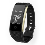 Sale S2 Smart Bracelet Bluetooth 4 Ip67 Waterproof Heart Rate Monitor Pedometer Sleep Monitor Smartband Bracelet Intl S2 Cheap