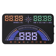 Where To Shop For S7 5 5Inch Universal Obd2 Car Hud Gps Head Up Display Speed Rpm Fuel Gauge Intl