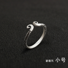 Luolinglong Couple S Silver Matching Rings Cheap