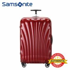 Get The Best Price For Samsonite Cosmolite 3 Spinner 68L 00306 Red