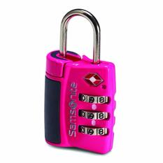 Cheapest Samsonite Luggage 3 Dial Travel Sentry Combo Lock Online