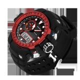 Sale Sanda Brand Watch 399 New Men S Quartz Digital Watch Men Sports Watches Relogio Masculino Relojes Led Military Waterproof Wristwatches Intl Sanda Original