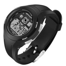 Compare Sanda Children Watch Fashion Casual Sport Watches Quartz Watch Led Wristwatches Waterproof Kids Clock Boys Girls Students Wristwatch Intl