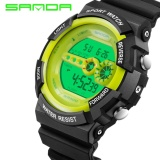 Get Cheap Sanda Led Digital Watch Men Watches 2017 Top Brand Luxury Famous Male Clock Military Watch Sport Digital Watch Relogio Masculino 320 Intl