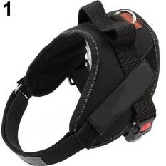 Sale Sanwood Pet Accessories Soft Padded Hand Grip Safetyreflectiveadjustable Dog Harness L Black Intl Oem Online