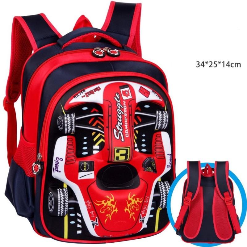 Schoolboy boy boy boy boy backpack 5-6-12 year old kindergarten double shoulder - intl