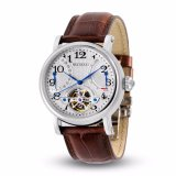 Price Comparison For Sea Gull M172S Automatic Mechanical Men S Watch Self Winding Power Reserve Flywheel Brown Intl