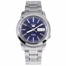 The Cheapest Seiko 5 Automatic Blue Dial Stainless Casual Watch Snke51K1 Snke51 Online