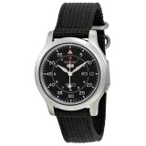 Buy Seiko 5 Automatic Mens Watch Snk809K2 Online