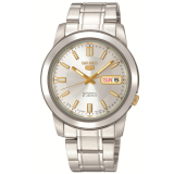 Seiko 5 Automatic Stainless Steel Watch Snkk09K1 Singapore