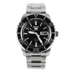 Review Seiko 5 Sports Automatic Mens Watch Nwt Warranty Snzh55K1 Seiko On Singapore