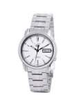 Compare Seiko Auto 5 Men S Stainless Steel Strap Watch Snkl75K1 Prices