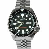 Sale Seiko Automatic Diver Men S Silver Stainless Steel Strap Watch Skx007K2 On Singapore
