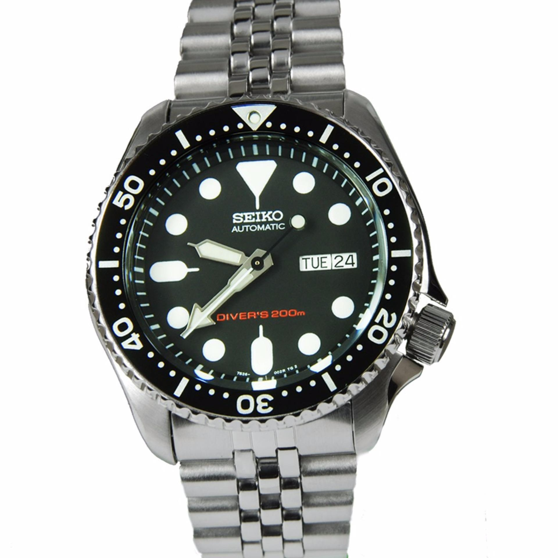 Buy Seiko Watches Online Automatic Lazada Chronograph Jam Tangan Strap Stainless Steel Silver Sks521p1 Diver Mens Watch Skx007k2