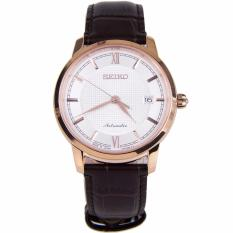 Buy Seiko Automatic Leather Analog Business Male Watch Srpa16J1 Srpa16J Srpa16 Online Singapore