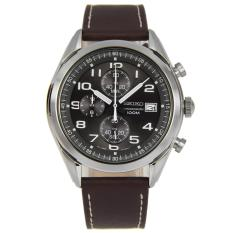 Sale Seiko Chronograph Mens Black Dial Sportswatch Ssb275 Ssb275P1 Singapore Cheap
