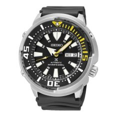 [MUST BUY] Seiko Men's Prospex Automatic Diver Rubber Watch SRP639K1