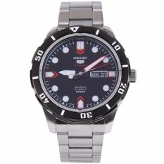 Seiko Men S Stainless Steel Strap Watch Srp673J1 In Stock