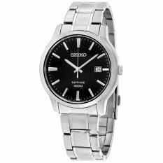 Who Sells Seiko Neo Classic Quartz Sapphire 100M Sgeh41 Sgeh41P1 Sgeh41P Men S Watch Cheap