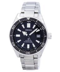 Sale Luxury Watch Seiko Prospex Diver Automatic Men S Silver Stainless Steel Bracelet Watch Spb051J1 On Singapore